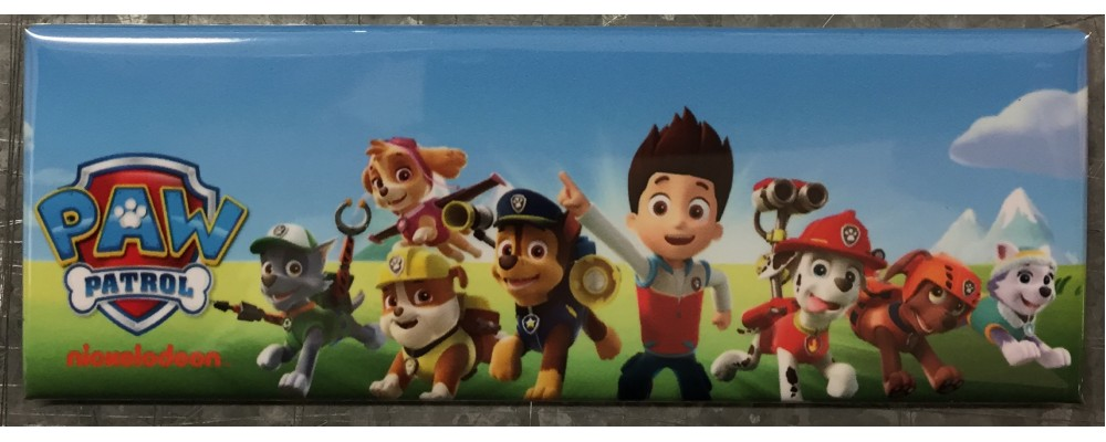 Paw Patrol - Pop Culture - Magnet