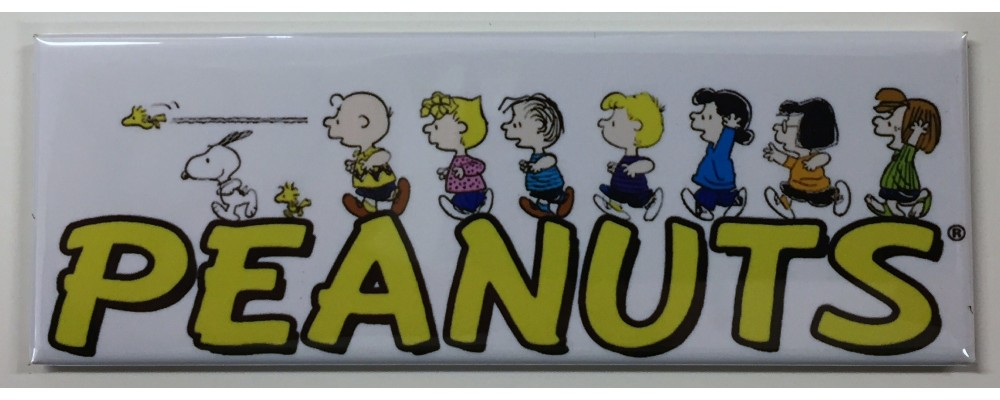 Peanuts - Pop Culture - Magnet
