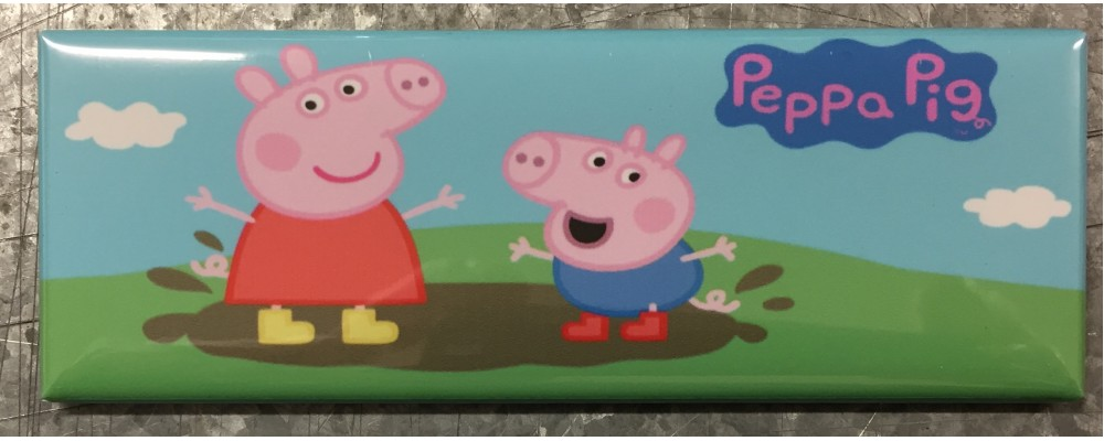 Pepa Pig - Pop Culture - Magnet