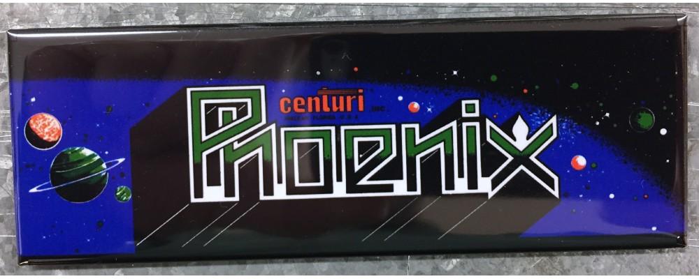 Phoenix - Marquee - Magnet - Centuri