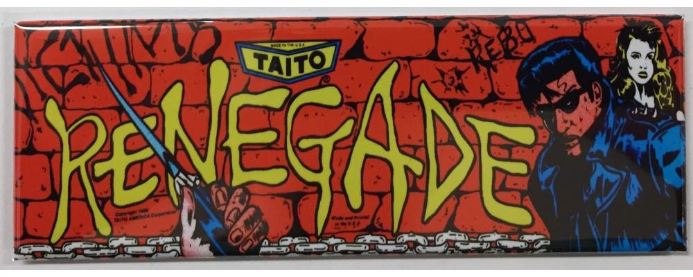 Renegade - Arcade/Pinball - Magnet - Taito