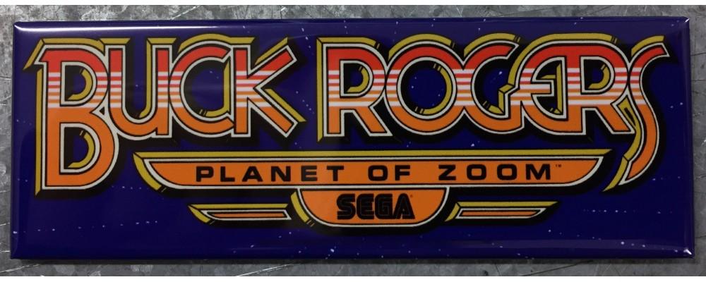 Buck Rogers - Marquee - Magnet - Sega