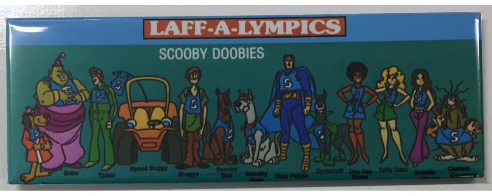 Laff-A-Lympics Scooby Doobies - Pop Culture - Magnet