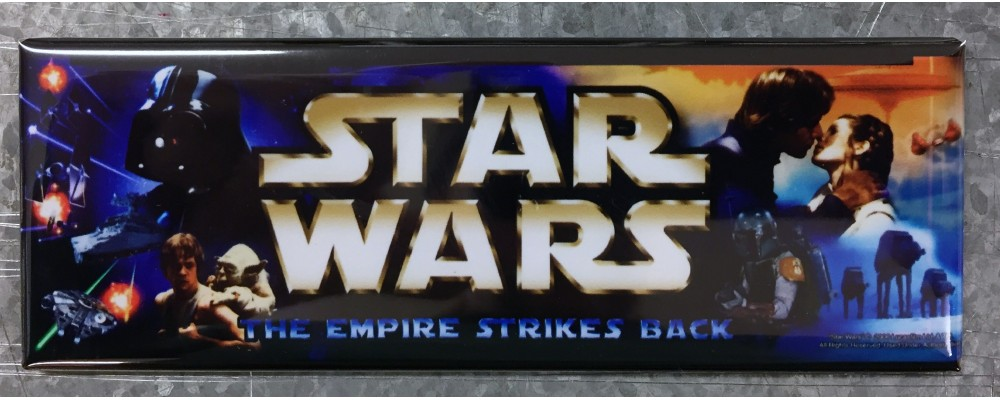 Star Wars: Empire Strikes Back Slot - Marquee - Magnet