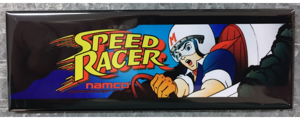 Speed Racer - Marquee - Magnet - Namco