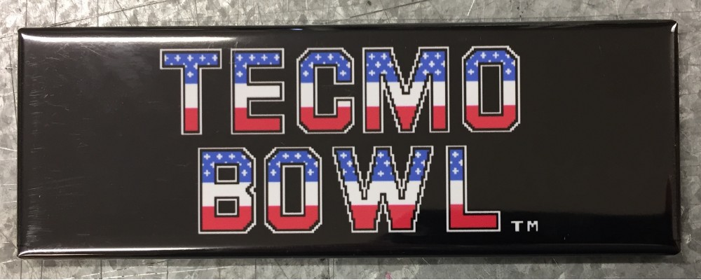 Tecmo Bowl - Pop Culture - Magnet
