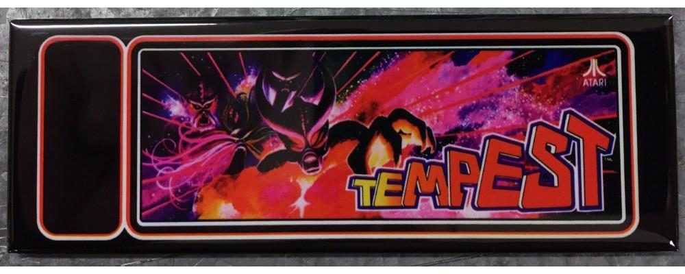 Tempest - Marquee - Magnet - Atari