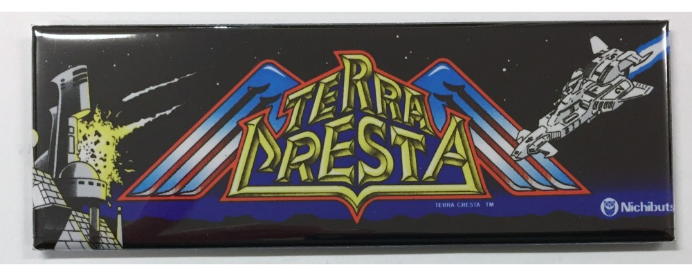 Terra Cresta - Arcade/Pinball - Magnet - Nichibutsu