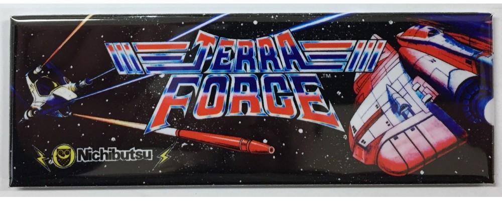 Terra Force - Arcade/Pinball - Magnet - Nichibutsu