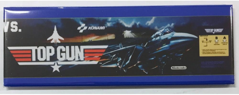 Top Gun - Arcade/Pinball - Magnet - Konami