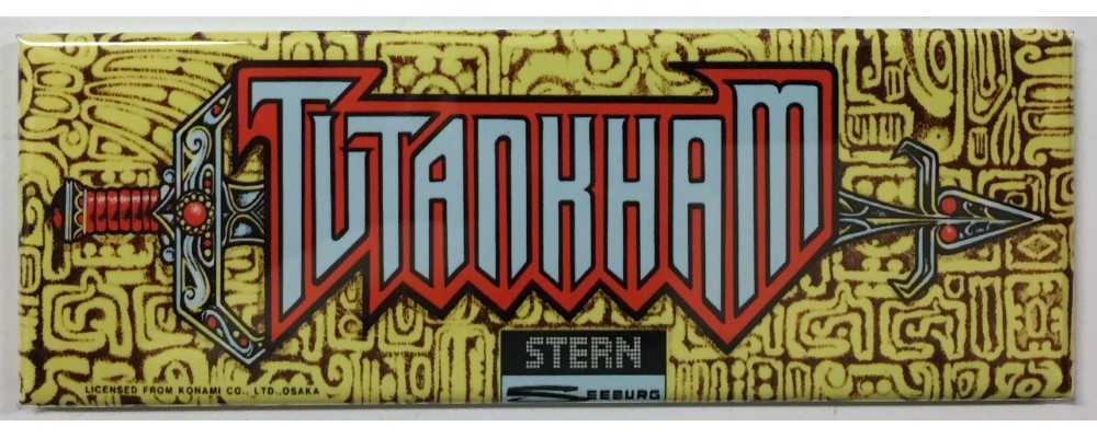 Tutankham - Arcade/Pinball - Magnet - Stern