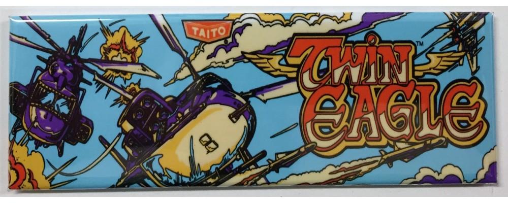 Twin Eagle - Arcade/Pinball - Magnet - Taito