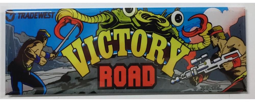 Victory Road - Arcade/Pinball - Magnet - Tradeway