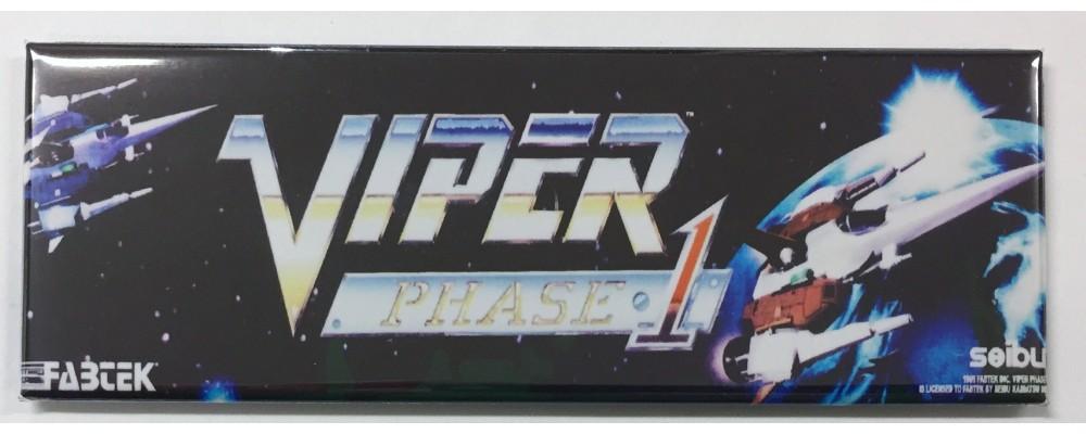 Viper Phase 1 - Arcade/Pinball - Magnet - Fabtek