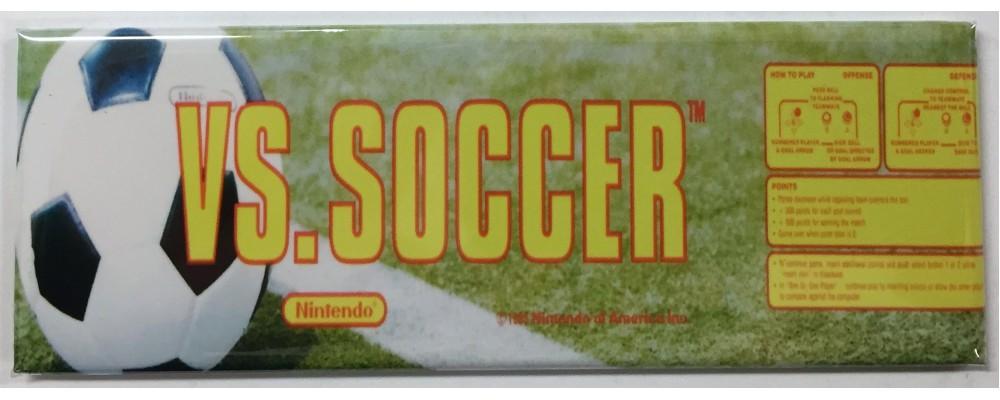 Vs. Soccer - Arcade/Pinball - Magnet - Nintendo