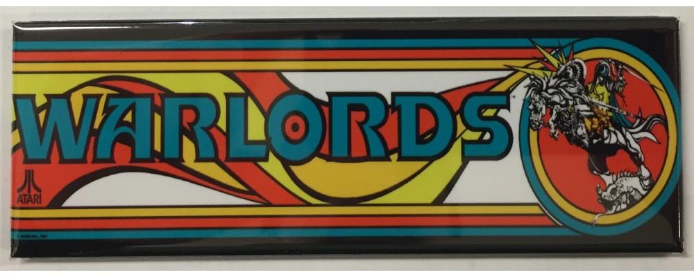 Warlords - Arcade/Pinball - Magnet - Atari