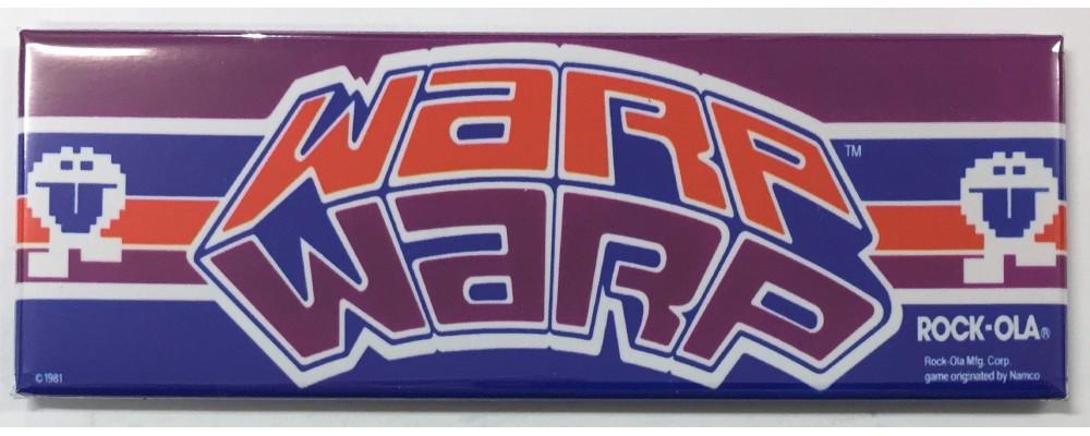 Warp Warp - Arcade/Pinball - Magnet - Rock-Ola