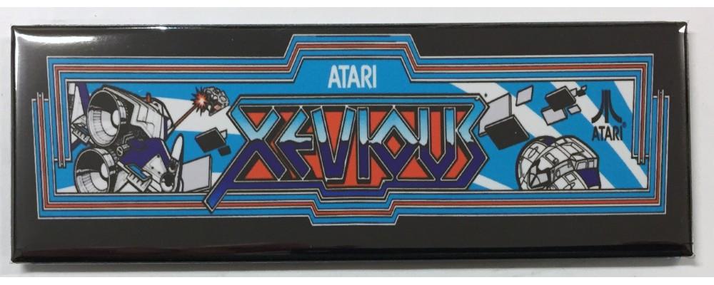 Xevious - Arcade/Pinball - Magnet - Atari
