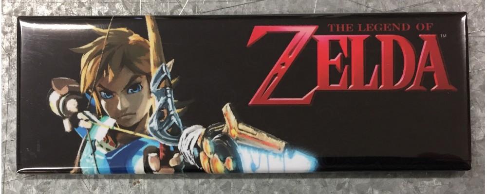 Legend of Zelda - Pop Culture - Magnet