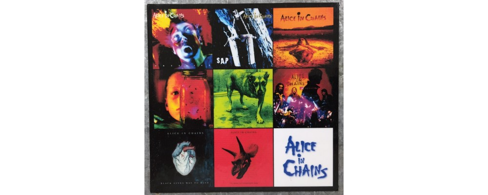 Alice In Chains - Music - Magnet