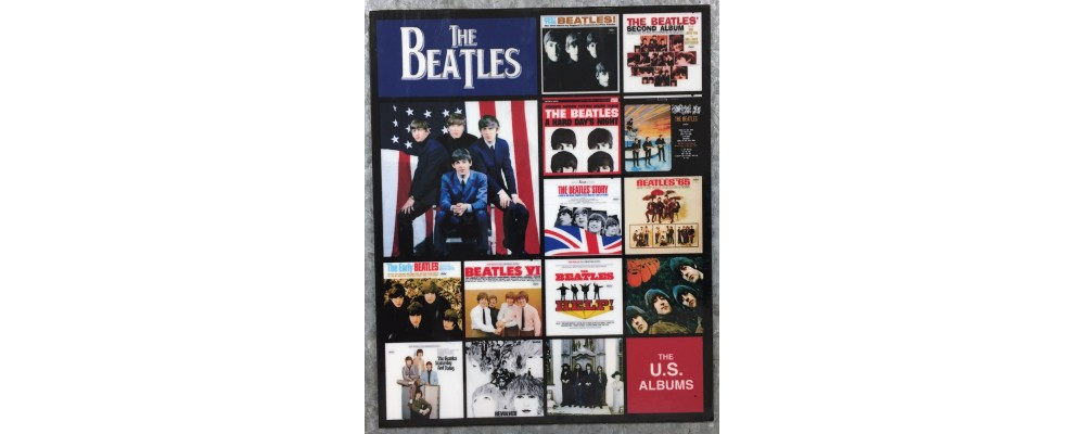 The Beatles 1 - Music - Magnet