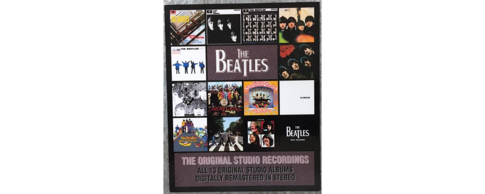 The Beatles 3 - Music - Magnet