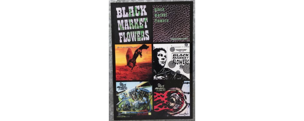 Black Market Flowers - Music - Magnet