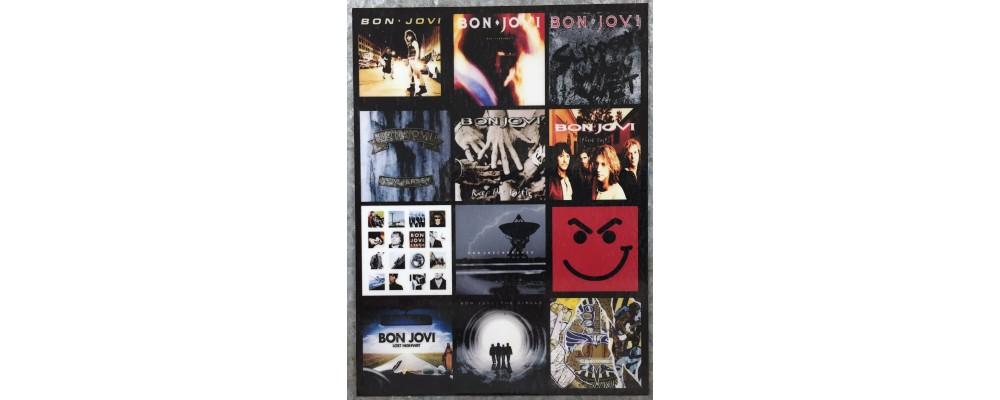Bon Jovi - Music - Magnet