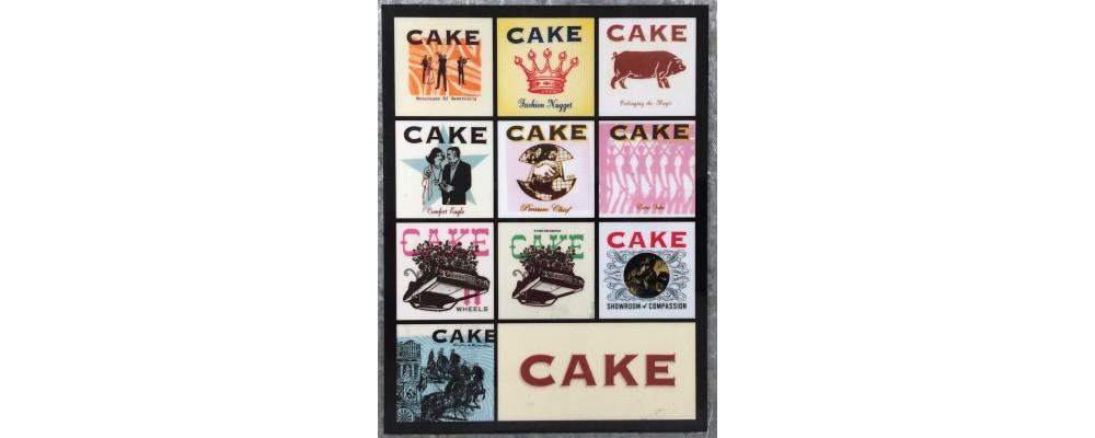Cake - Music - Magnet