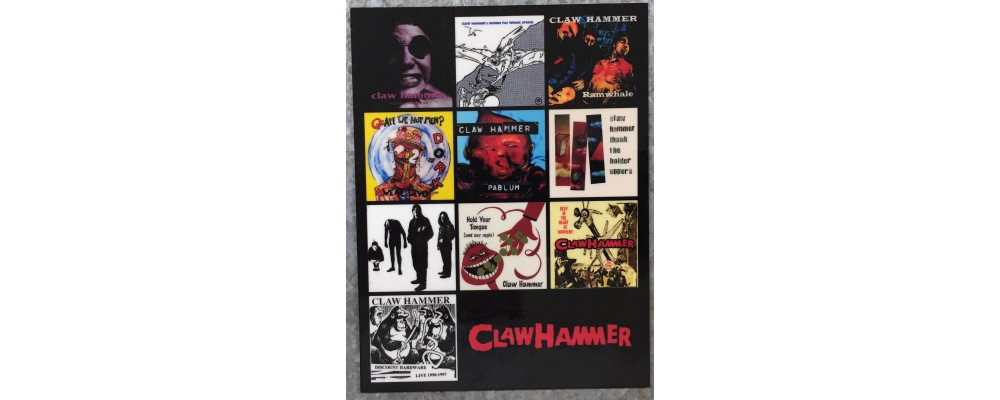Claw Hammer - Music - Magnet