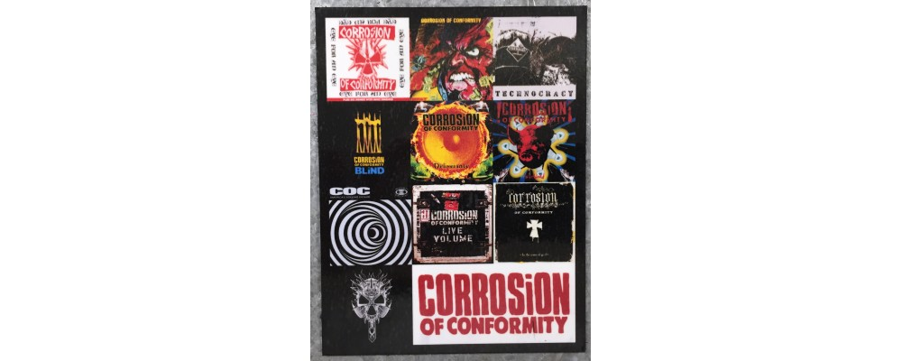 Corrosion Of Conformity - Music - Magnet