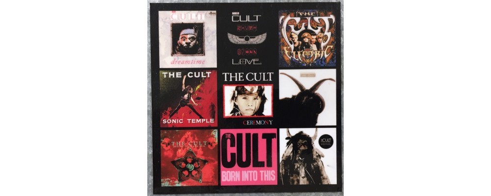 The Cult - Music - Magnet