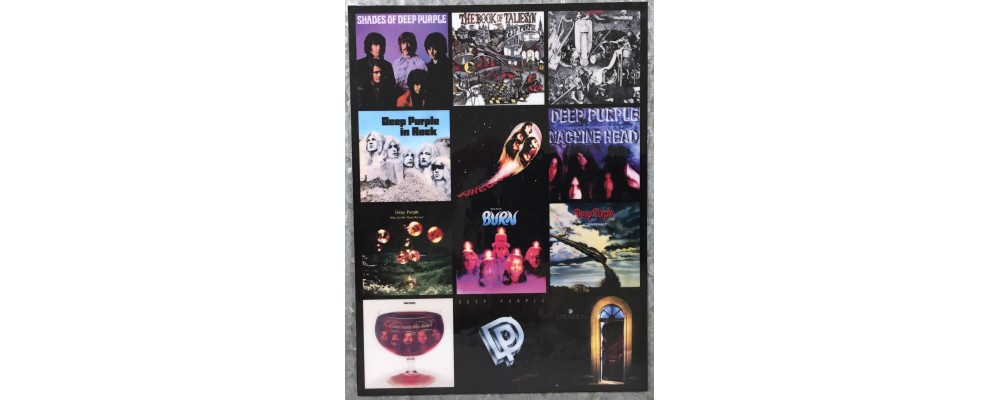 Deep Purple - Music - Magnet