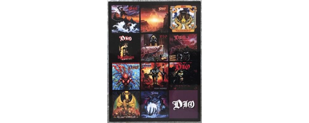 Dio - Music - Magnet