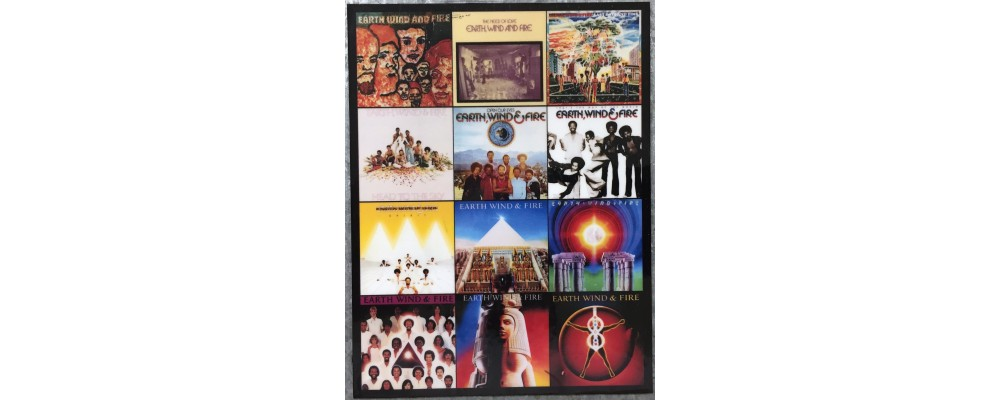 Earth Wind & Fire - Music - Magnet