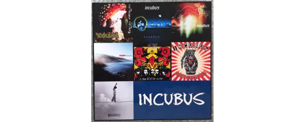 Incubus - Music - Magnet