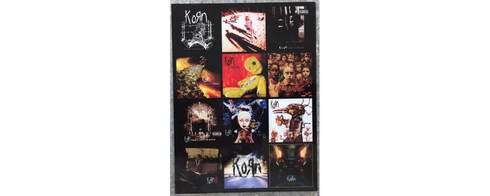 Korn - Music - Magnet