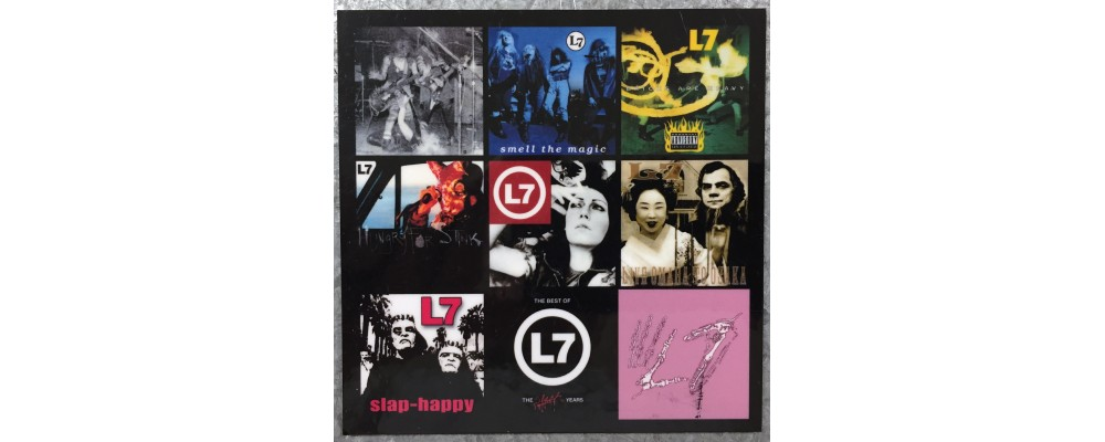 L7 - Music - Magnet