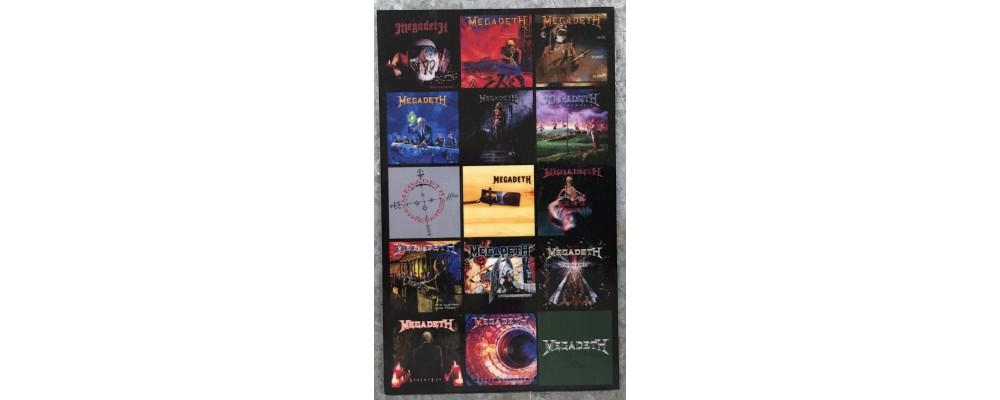 Megadeth - Music - Magnet