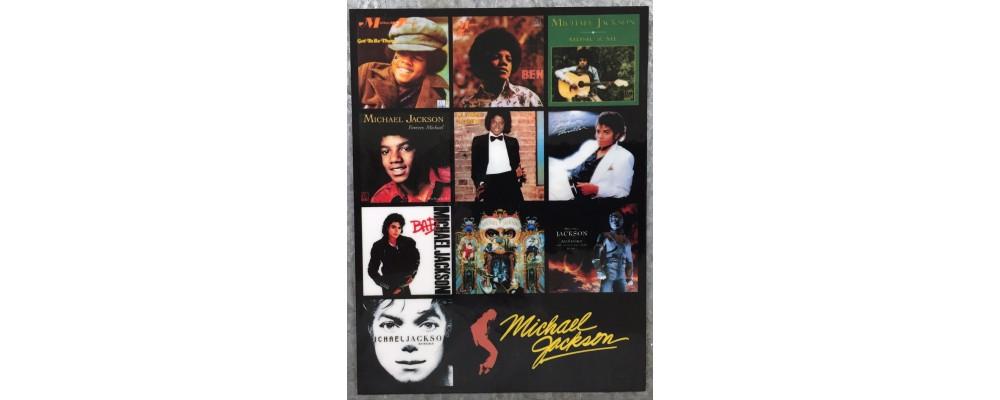 Michael Jackson - Music - Magnet