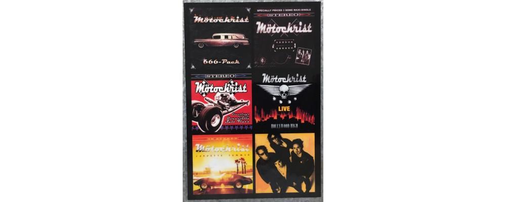 Motochrist - Music - Magnet