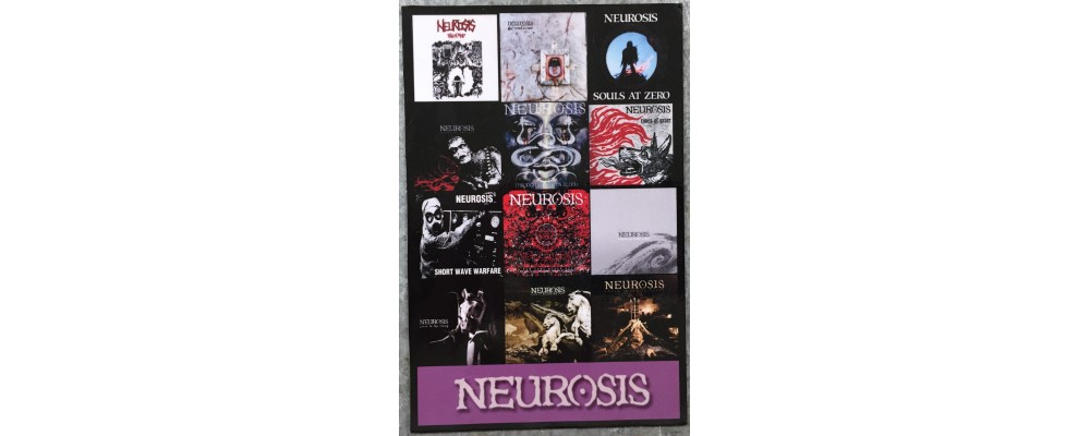 Neurosis - Music - Magnet
