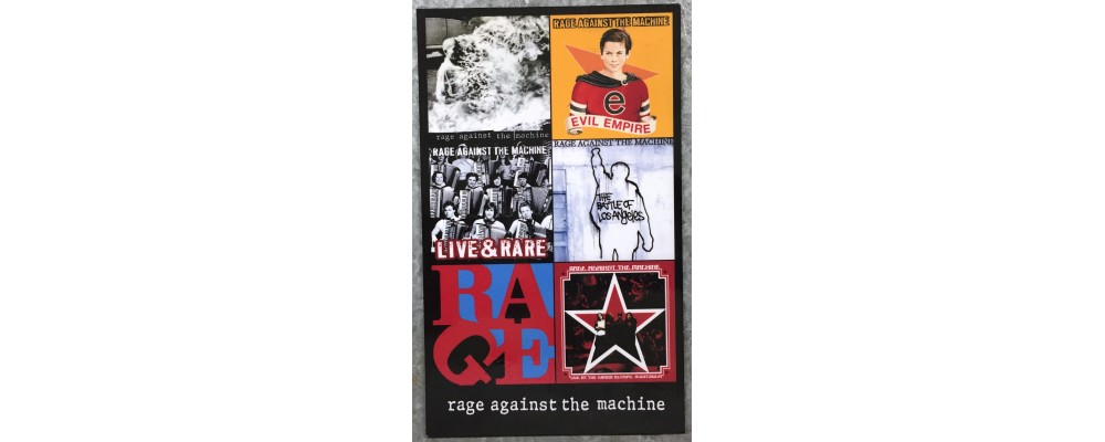 Rage Against The Machine - Music - Magnet