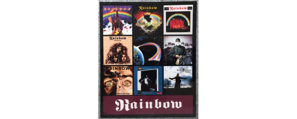 Rainbow - Music - Magnet