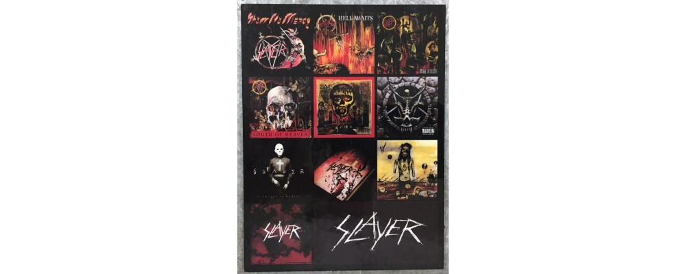 Slayer - Music - Magnet