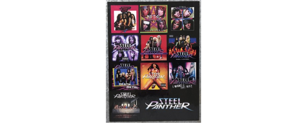Steel Panther - Music - Magnet