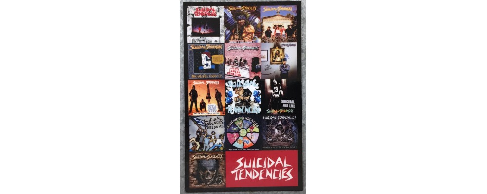 Suicidal Tendencies - Music - Magnet